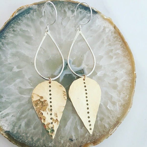 Madrone Earrings