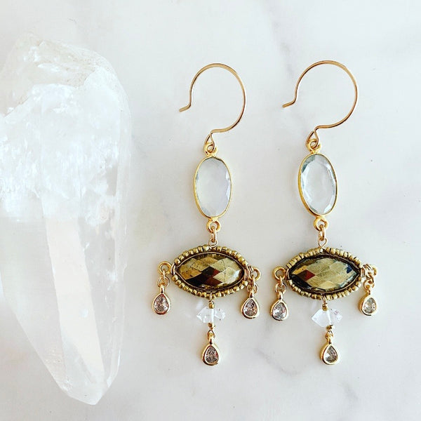 Alora Earrings