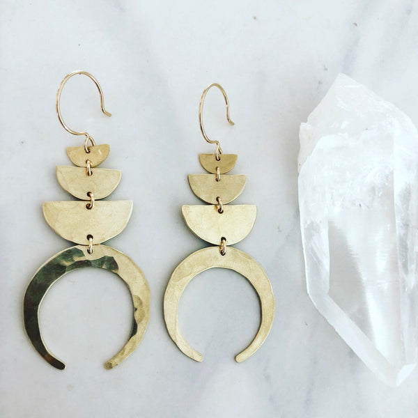 Mala Earrings