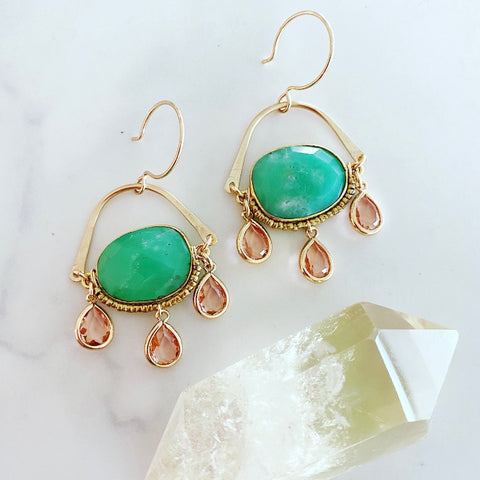 La Paz Earrings