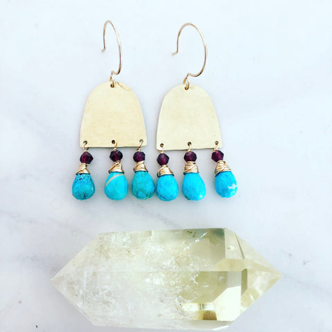Nieve Earrings