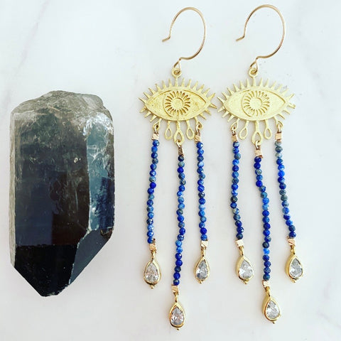 Diviana Earrings