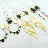 Raji Earrings