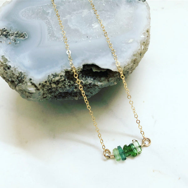 Green Envy Necklace