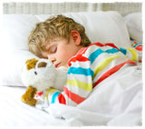 Hypoallergenic Machine Washable Child Pillow 16x22 from A Little Pillow Company. Made in USA. Certified Eco-friendly product