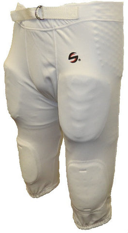 Stromgren Youth 2-Pad Integrated Football Pants