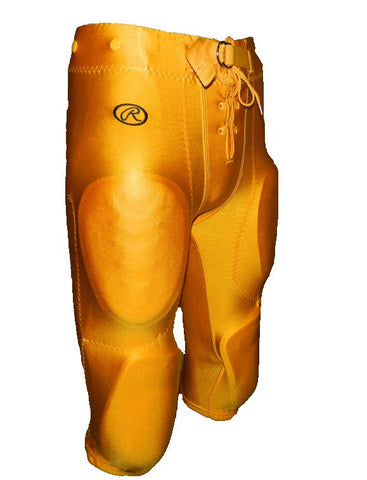 Rawlings Youth Snap Lycra Football Pants