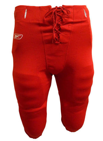 Reebok Polyester Pique Adult Slotted Football Pants