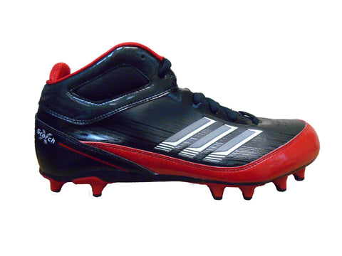 adidas AS SMU Scorch X Fly Mid NC Football Cleats
