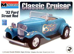 Monogram 1/24 1932 Ford Deuce Street Rod | 85-0882