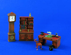 Verlinden 1/35 Office Furniture 1930 - 40's  | VER883