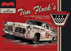 Moebius 1/25 1955 Tim Flock Chrysler 300 Race Car | M1203