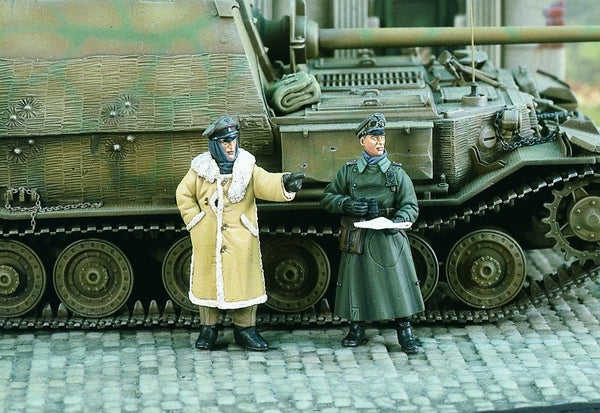 Verlinden 1/35 Eastern Front Commanders   | VER1885