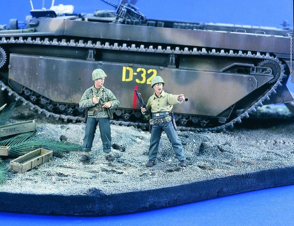 Verlinden 1/35 Right There! US Marines  | VER1938