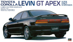 Hasegawa 1/24 Toyota Corolla Levin GT Apex Limited Edition | 20254