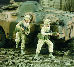 Verlinden 1/35 British Recon. Gulf Wars  | VER2038