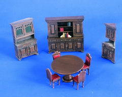 Verlinden 1/35 Dining Room Furniture  | VER2230