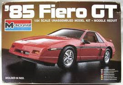 Monogram 1/24 1985 Red Fiero GT  | MONO85-2242