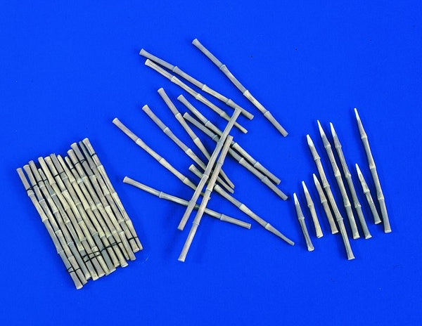 Verlinden 1/35 Bamboo Stakes (32 Pieces)  | VER2377