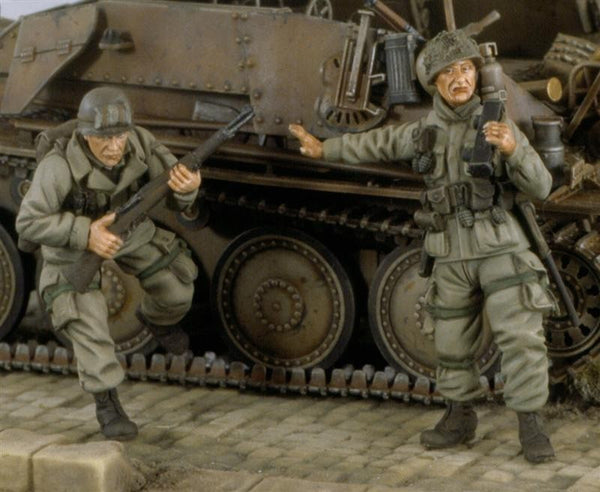 Verlinden 1/35 US Paras WWII at Battle  | VER2471