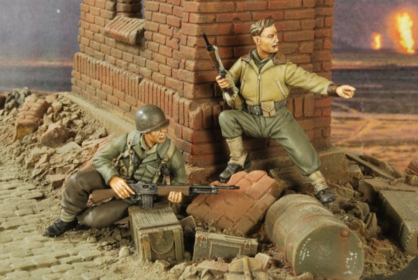 Verlinden 1/35 US Recon WWII  | VER2665