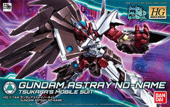 HG Build Divers Gundam Astray No-name Tsukasa's Mobile Suit Bandai | No. 0230452 | 1:144