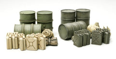 Tamiya 1/48 Jerry Can Set | TAM32510