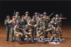 Tamiya 1/48 British Infantry Set  | TAM32526