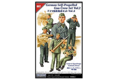 Tristar 1/35 German Self-Propelled Gun Crew Set Vol.2 | 35007