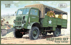 IBG 1/35 Bedford QLT Troop Carrier | IBG35016