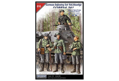 Tristar 1/35 German Infantry Set Vol.1 ( early ) | 35016