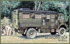 IBG 1/35 Bedford QLR Wireless  | IBG35017