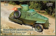 IBG 1/35 Marmon-Herrington Mk.II Mobile Field Force type  | IBG35023