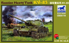 Bronco 1/35 Russian Heavy Tank KV-85 | 35110