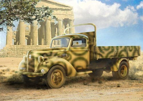 ICM 1/35 German Army truck V3000S (1941) | 35411