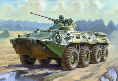 Zvezda 1/35 BTR-80A Personnel Carrier | 3560