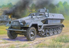 Zvezda 1/35 German Personnel Carrier Sd.Kfz. 251/1 Ausf. B | 3572