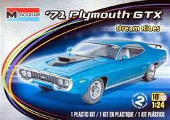 Monogram 1/24 1971 Plymouth GTX | 85-4016