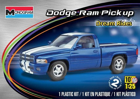 Monogram 1/25 Dodge Ram VTS Pickup | 85-4017