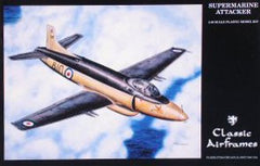 Classic Airframes 1/48 Supermarine Attacker | AF4102