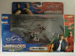Joyride 1:18 American Chopper die cast (Black Widow) JR 004