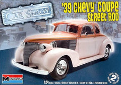 Monogram 1/24 1939 Chevy Coupe Street Rod | MONO85-4241