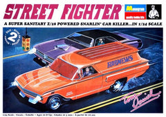 Monogram 1/24 Tom Daniel's Street Fighter | 85-4262