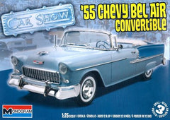 Monogram 1/25 1955 Chevy Bel Air Convertible | 85-4269