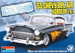 Monogram 1/25 1955 Chevy Bel Air Hardtop | 85-4295