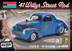 Monogram 1/25 1941 Willys Street Rod | 85-4909