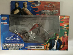 Joyride 1:18 American Chopper die cast (Custom Rigid #2)