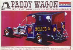 Monogram 1/24 Paddy Wagon Show Rod | MONO85-7807