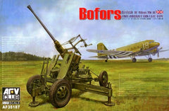 AFV Club 1/35 Bofors Anti-Aircraft Gun | AF35187