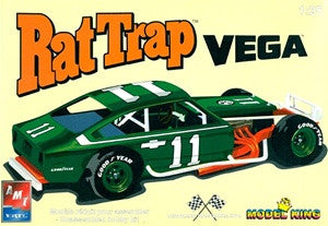 AMT 1/25 Rat Trap Vega Modified Stocker | AMT21422